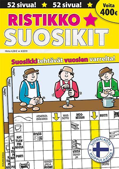Ristikko-Suosikit
