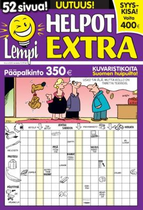 Lempi Ristikot Extra