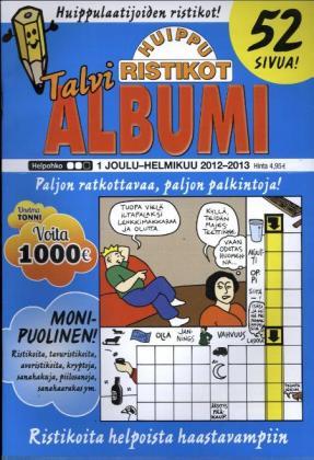 Huippu-Ristikot Albumi