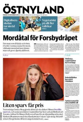 Tidningen Östnyland